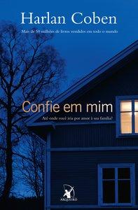 Livro Confie em Mim Harlan Coben