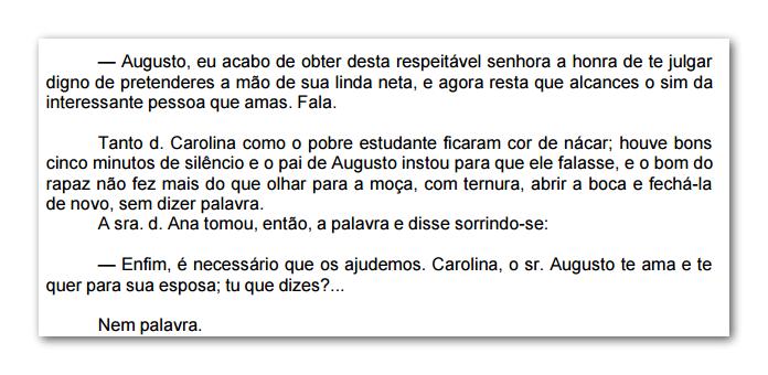 A moreninha, de Joaquim Manuel de MAcedo 4