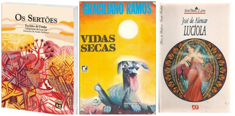 classicos da literatura brasileira 1