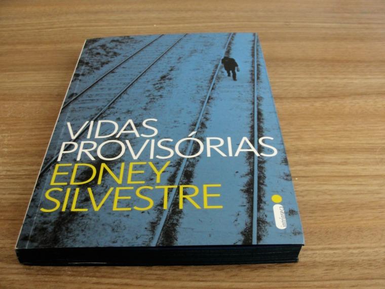livro vidas provisórias de edney silvestre